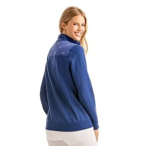 Vineyard Vines Whale Embroidered Pullover Blue Shep Shirt Size Large